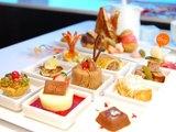 台中【Hotel ONE 亞緻大飯店 - 頂餐廳 Top of ONE】摩登時尚下午茶饗宴(單人券)。