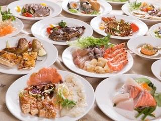 台南【吃遍天下自助餐廳-台糖長榮酒店】平日晚餐券