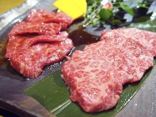 台北【炭火燒肉 無敵 MUTEKI】無敵牛小排盛合