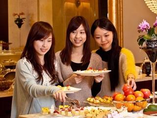 台北【伯品廊-神旺大飯店】平日自助午茶券