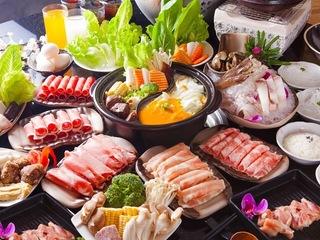 台中【和稻鍋物】元氣鍋物海陸吃到飽套餐雙人券