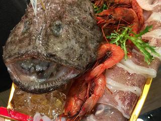 新北【魚海戀咖啡廳】膠原蛋白安康魚鍋套餐券