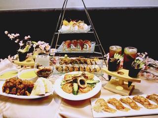 台北【iRO 新日式料理 iRO Japanese Cuisine 】獨家創意壽司塔四人套餐