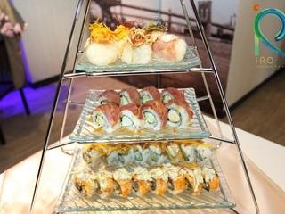 台北【iRO 新日式料理 iRO Japanese Cuisine】 招牌創意壽司塔雙人套餐