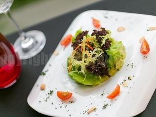 台北【蔬之膳蔬食料理】法式蔬食單人套餐券(午餐券)