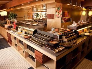 台北【彩日本料理 - 君悅酒店】平日自助午、晚餐券單人優惠券
