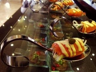 台中【饕餮美食天堂 - 通豪大飯店】自助假日早餐雙人券