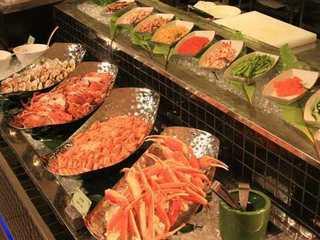 台南【大億麗緻-共同市場】平假日自助餐通用券