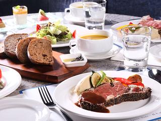 台北【Patio No. 3 Italian Bistro 義式餐廳-思泊客】美國頂級牛排吃到飽雙人套餐