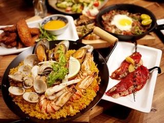 台北【PS TAPAS 西班牙餐酒館(安和店)】VIP抵用券 ($600 抵 $700)
