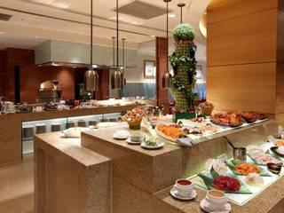 台北【歐風館自助餐廳-大倉久和大飯店】平日自助午餐
