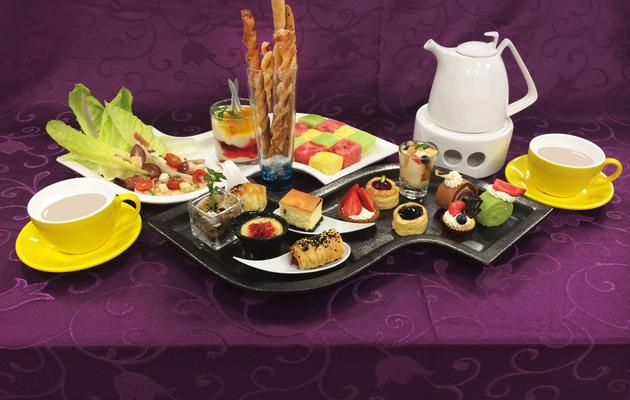 桃園【集饗樂西餐廳-桃園大飯店】平日雙人午茶套餐