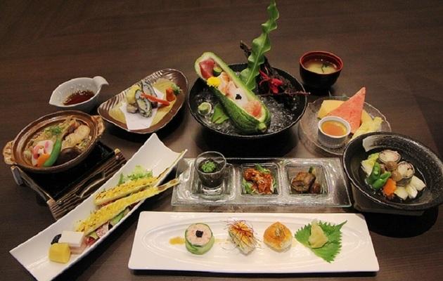 新竹【芙洛麗大飯店山日本料理廳】精緻套餐一客(原價NT$980)