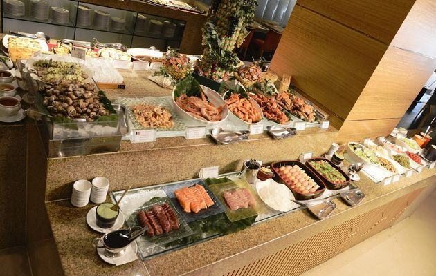 台北【歐風館自助餐廳-大倉久和大飯店】平日自助晚餐