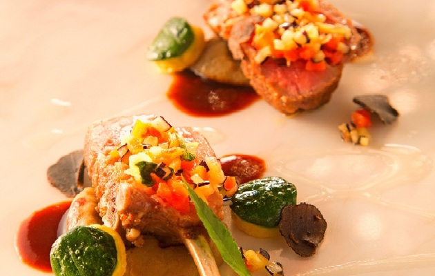 台中【Beluga Restaurant & Bar】平假日晚餐券 ($1800 抵 $2000)