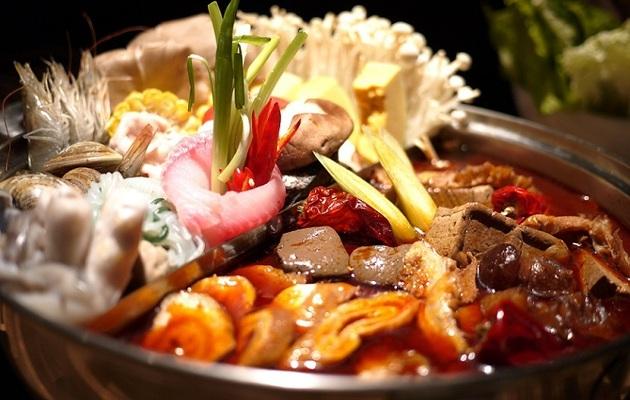 台北【洛神賦極品麻辣鴛鴦】單人晚餐吃到飽餐券,優惠價88折