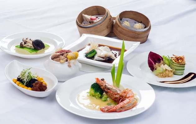 台北【留園上海料理-The Westin Taipei 威斯汀六福皇宮】主廚精選套餐一客