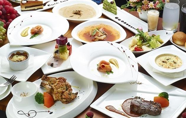 高雄【鈺品鮮餐廳-宮賞藝術大飯店】單人套餐券